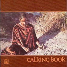 Talking Book, CD / Album Cd