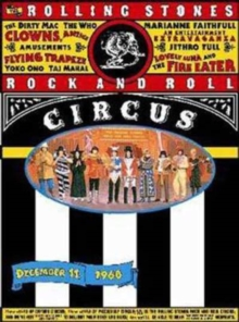 The Rolling Stones: Rock and Roll Circus, DVD DVD