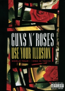 Guns 'N' Roses: Use Your Illusion I - World Tour, DVD  DVD