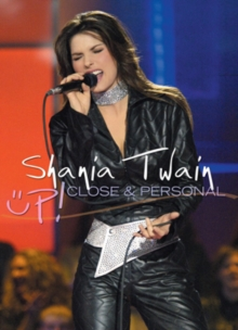 Shania Twain: Up Close and Personal, DVD  DVD