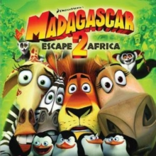 Madagascar: Escape 2 Africa, CD / Album Cd