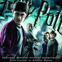 Harry Potter and the Half-blood Prince, CD / Album Cd