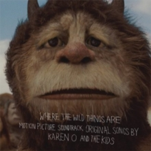Where the Wild Things Are, CD / Album Cd