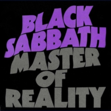 Master of Reality, CD / Album Digipak Cd