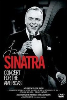 Frank Sinatra: Concert for the Americas With Buddy Rich, DVD  DVD