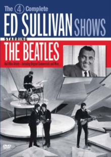 The Beatles: The Complete Ed Sullivan Shows Starring the Beatles, DVD DVD