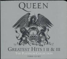 Greatest Hits I II & III: The Platinum Collection, CD / Remastered Album Cd