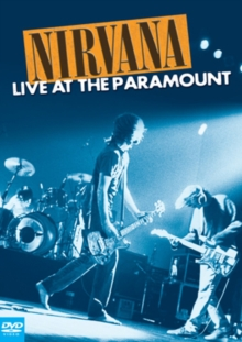Nirvana: Live at Paramount, DVD  DVD
