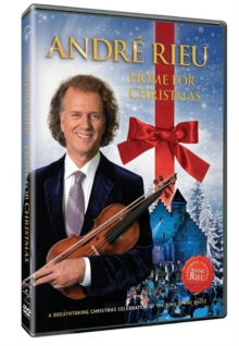 Andre Rieu: Home for Christmas, DVD  DVD