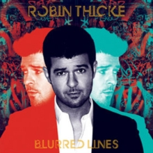 Blurred Lines, CD / Album Cd