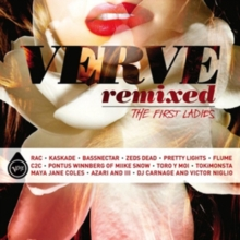 Verve Remixed: The First Ladies, CD / Album Cd