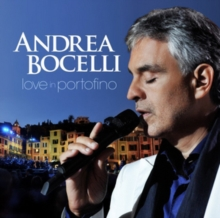 Andrea Bocelli: Love in Portofino, CD / Album with DVD Cd