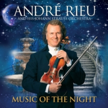 Andre Rieu: Music of the Night (Deluxe Edition), CD / Album with DVD Cd