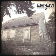 The Marshall Mathers LP 2, CD / Album Cd