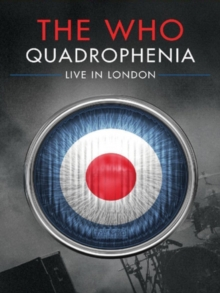 The Who: Quadrophenia, DVD DVD