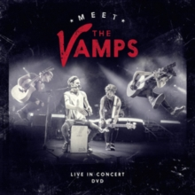 The Vamps: Meet the Vamps, DVD DVD