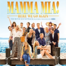 Mamma Mia! Here We Go Again, CD / Album Cd