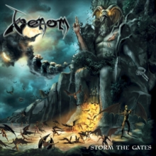 Storm the Gates, CD / Album Cd