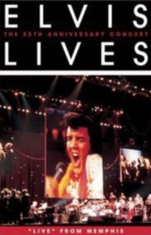 Elvis Lives: The 25th Anniversary Concert from Memphis, DVD  DVD