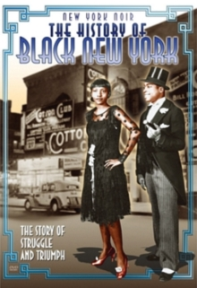 The History of Black New York, DVD DVD