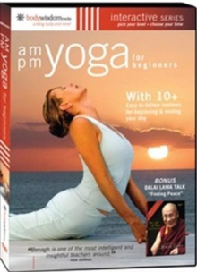 AM and PM Yoga for Beginners, DVD  DVD