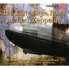 Early Blues Roots of Led Zeppelin, CD / Album Cd