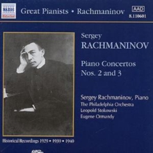 Piano Concertos Nos. 2 and 3, CD / Album Cd