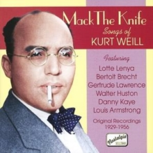 Mack the Knife - Songs of Kurt Weill (Armstrong, Kaye), CD / Album Cd
