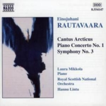Cantus Arcticus, CD / Album Cd