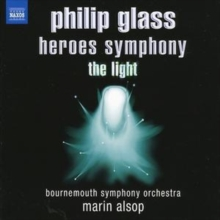 Heroes Symphony, the Light (Alsop, Bournemouth So), CD / Album Cd