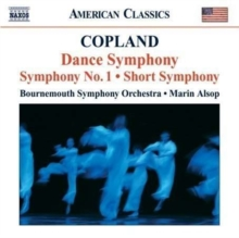 Dance Symphony, Symphony No. 1 (Alsop, Bournemouth So), CD / Album Cd