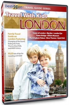 Travel With Kids: London, DVD  DVD