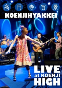 Koenjihyakkei: Live at Koenji High, DVD DVD