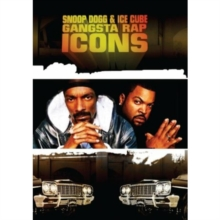 Gangsta Rap Icons - Snoop Dogg and Ice Cube, DVD  DVD