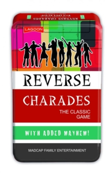 Reverse Charades, General merchandize Book