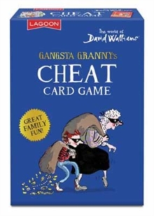David Walliams Gangsta Granny's Cheat Card Game, General merchandize Book