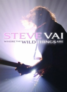Steve Vai: Where the Wild Things Are, DVD  DVD