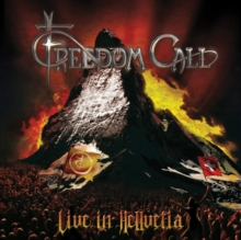 Freedom Call: Live in Hellvetia, DVD  DVD
