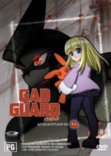 Gad Guard: Volume 5 - Acquaintances, DVD  DVD