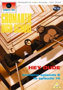 Cromartie High School: Volume 2 - Hey Dude, DVD  DVD
