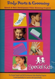 Special Kids: Volume 6 - Body Parts and Grooming, DVD  DVD