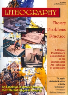Lithography - Theory, Problems, Practice, DVD  DVD