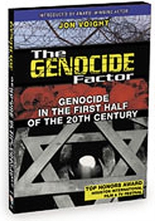 The Genocide Factor: Genocide in the First Half of the 20th..., DVD DVD