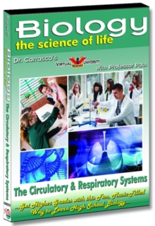 Biology - The Science of Life: The Circulatory and Respiratory..., DVD  DVD