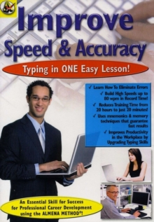 Improve Speed and Accuracy - Typing in One Easy Lesson, DVD  DVD