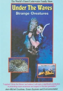 Under the Waves: Strange Creatures, DVD  DVD