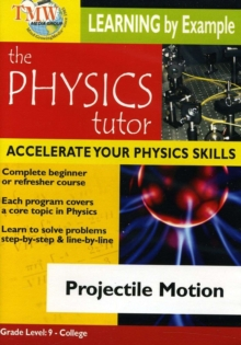Physics Tutor: Projectile Motion, DVD  DVD