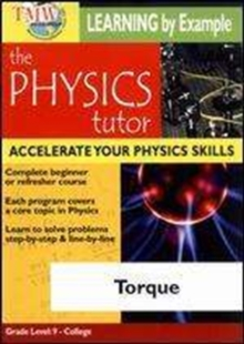 Physics Tutor: Torque, DVD  DVD