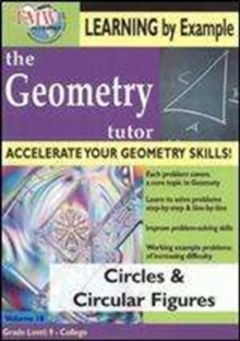 Geometry Tutor: Circles and Circular Figures, DVD  DVD