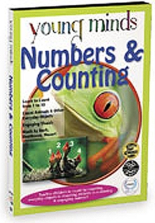 Young Minds: Numbers and Counting, DVD  DVD